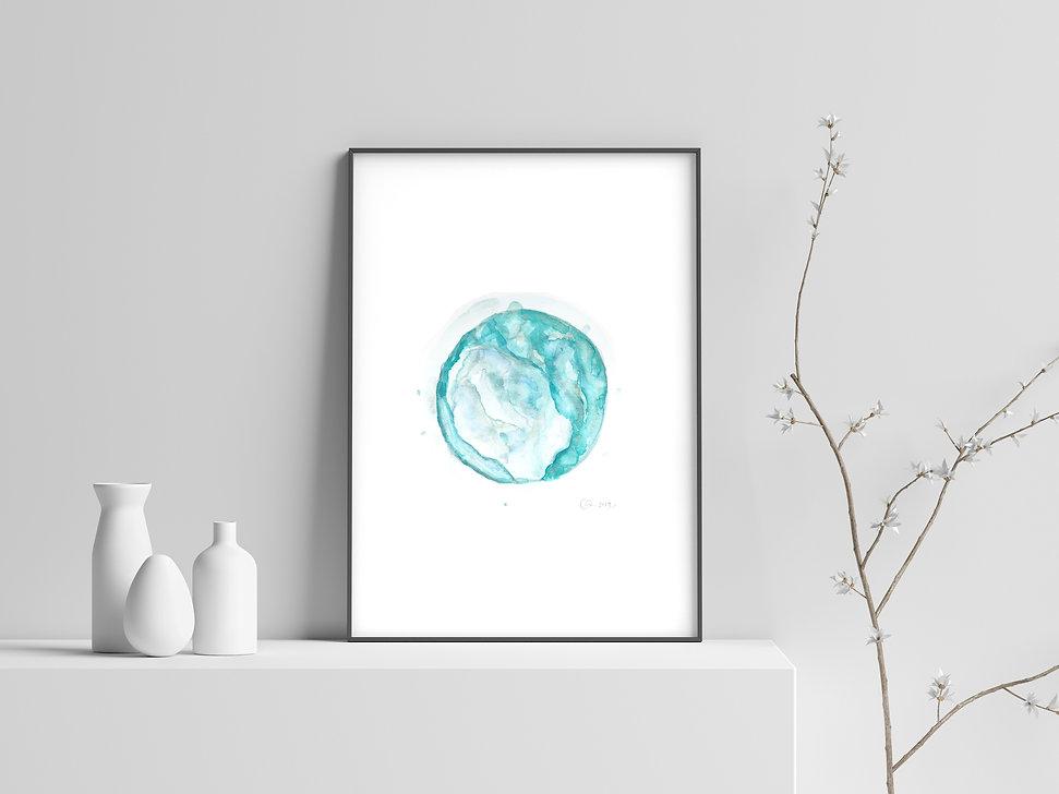 embryo painting