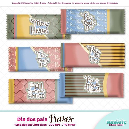 Arquivo digital chocolate dia dos pais