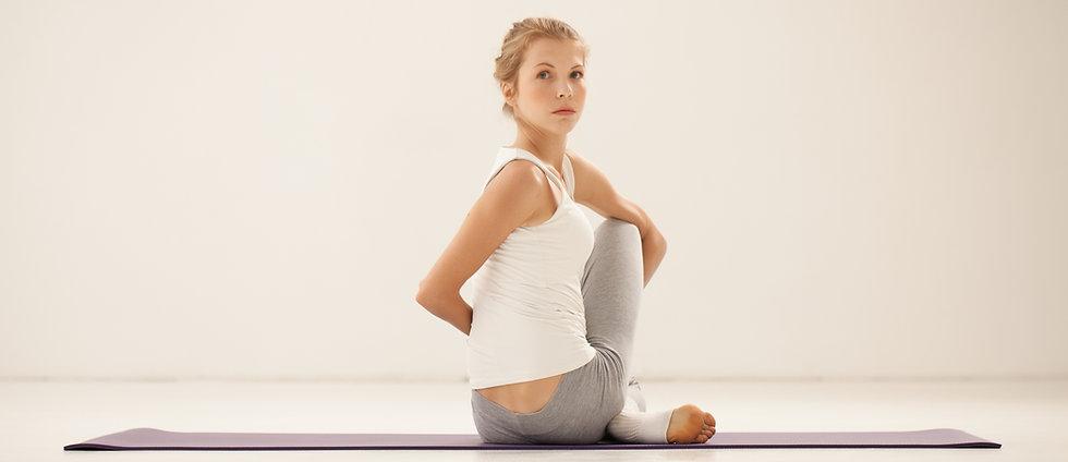 Yogatherapie Übung