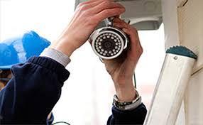 Security Camera installation Deposit