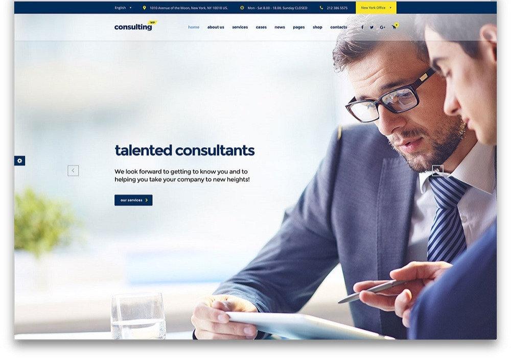 Website Builder Consultation