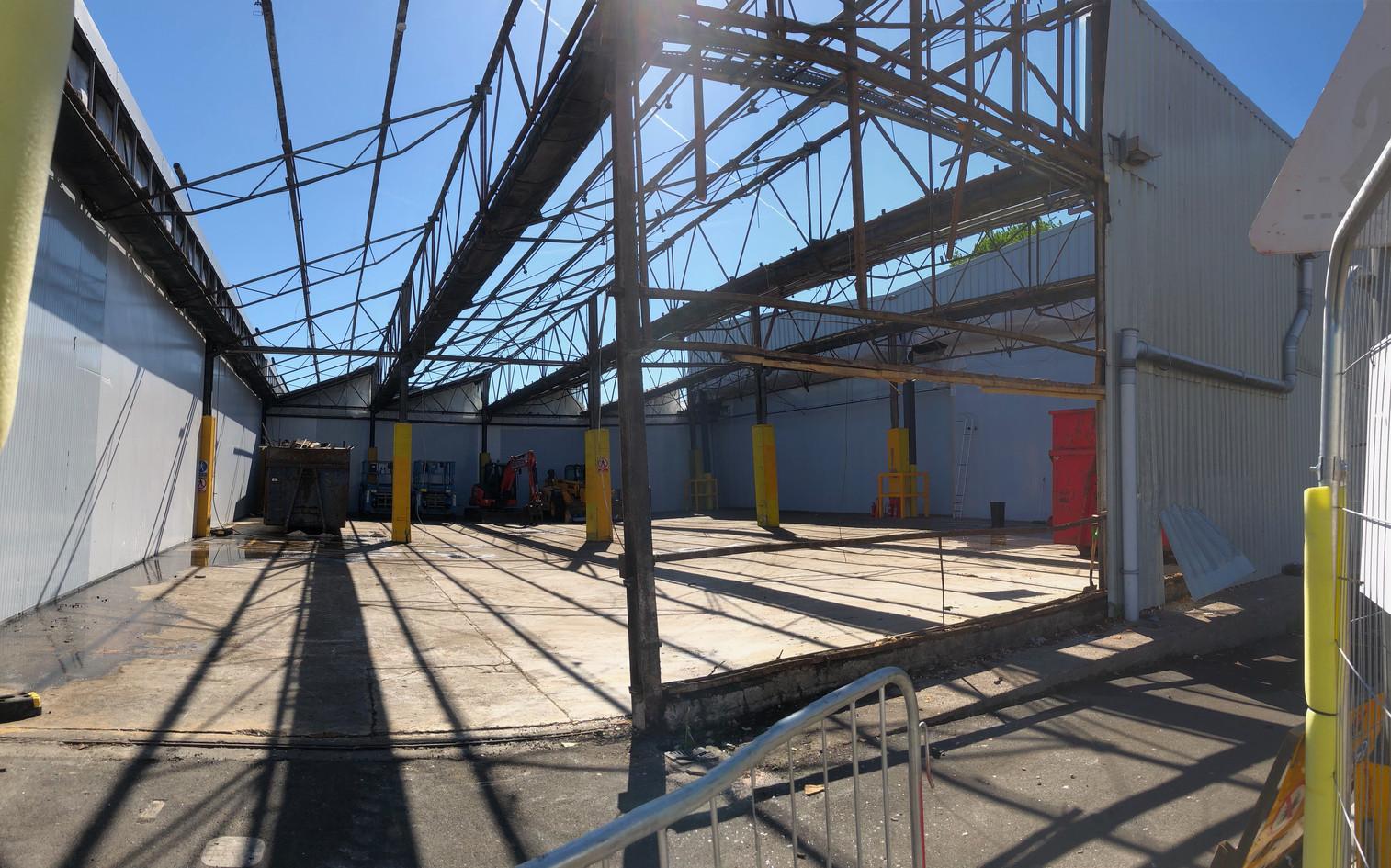 Asbestos removal & demolition
