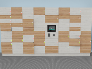 Vpod Smart Locker Management
