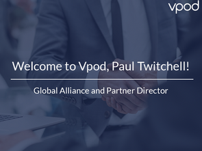 Welcome to Vpod, Paul Twitchell!