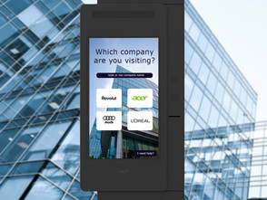 Launching Visitor Management System For Multi-Tenant Office Building