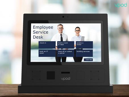 Vpod Launches Employee Service Desk