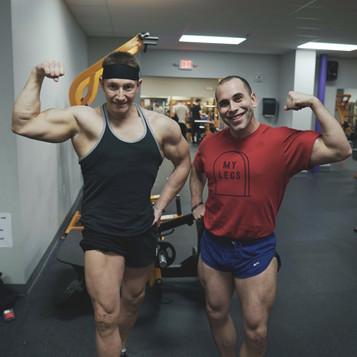 Ron and Daniel