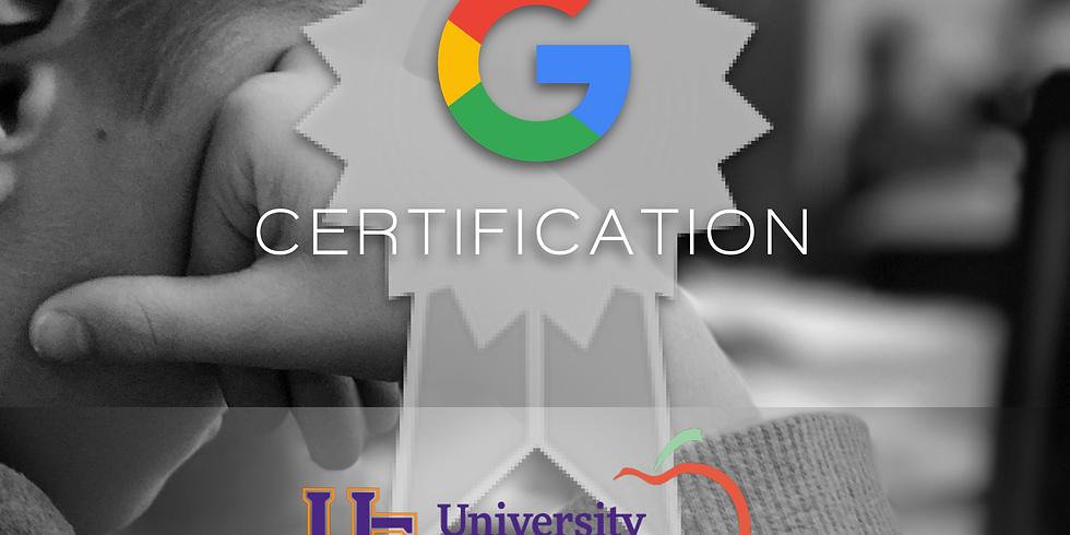 Cohort 2 - Google Certified Educator