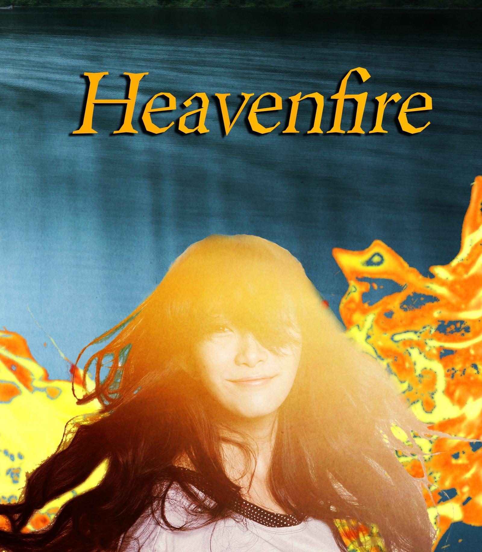Heavenfire book signed