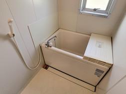 浴槽交換済