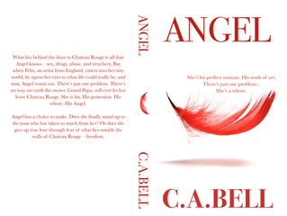 COVER REVEAL - ANGEL by C.A.BELL