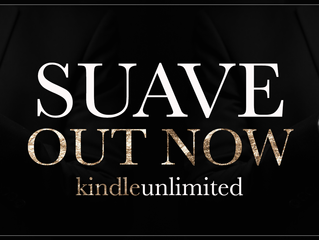 OUT NOW - SUAVE by C.A.Bell