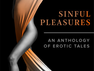 Cover Reveal! Sinful Pleasures: An Anthology of Erotic Tales by Sinful Press