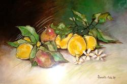 Composizione di frutta