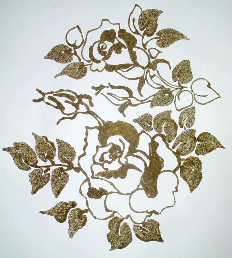 Sand Roses