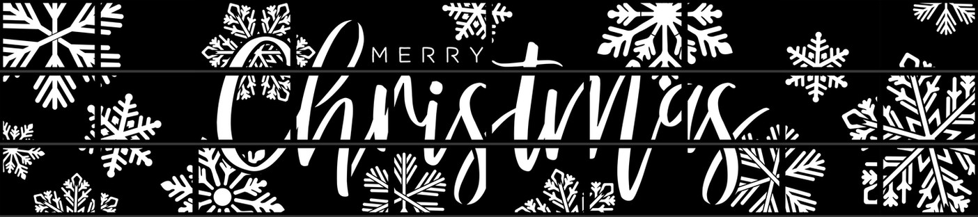 Merry Christmas Set - 10W x 3H Preview C