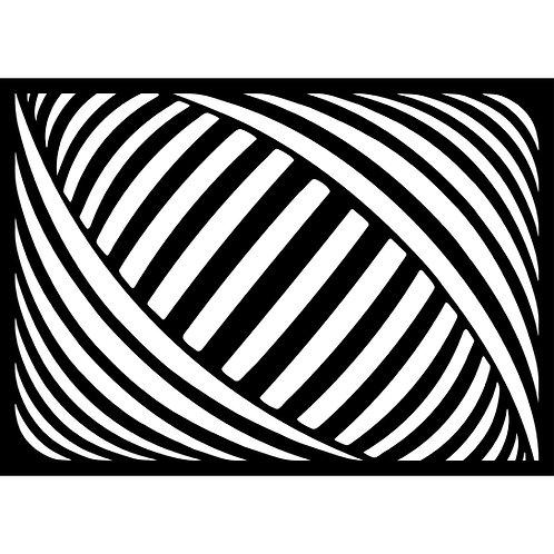 Warped Stripes