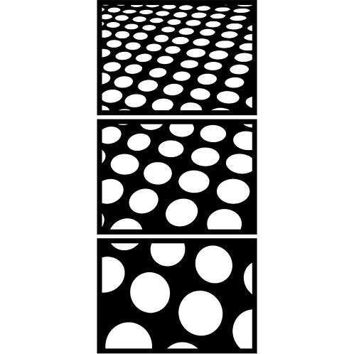 Perspective Circles Cover Set