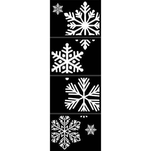 Snowflake Cover Set