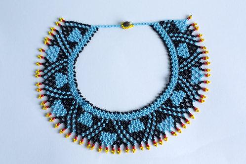 Colar Indígena (ID: MIC001)