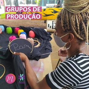 Grupos de produção Expedições Criativas