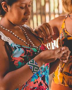 mulher indigena guyra pepo conexão musas insetituto empodera