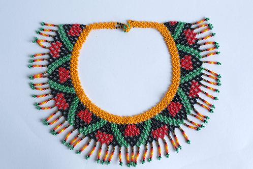 Colar Indígena (ID: MIC002)