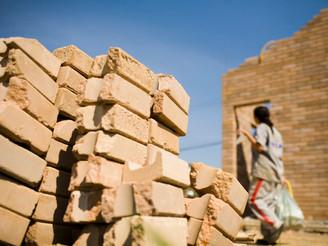 Construção Civil em parceria com a Ong Lua Nova