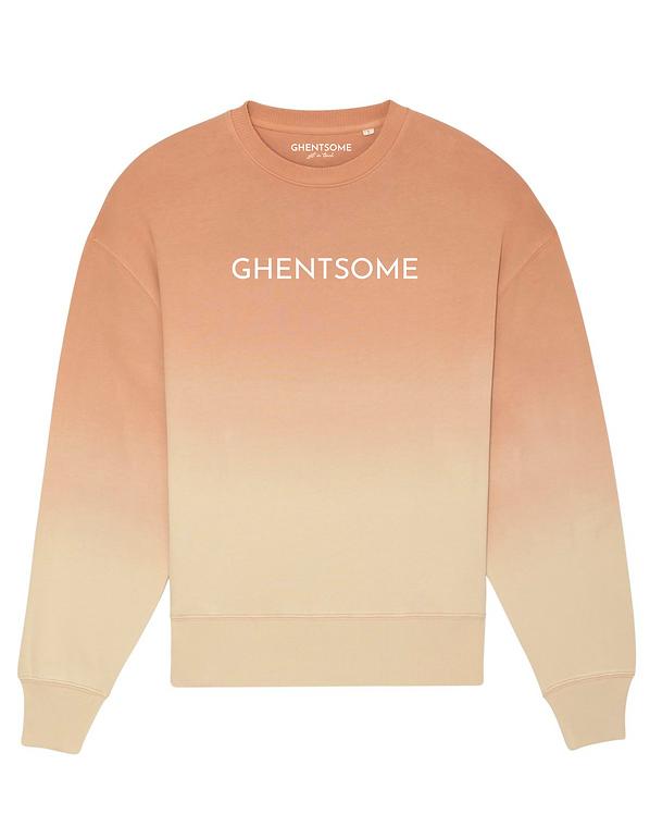 Corporate Sweater Dip Dye