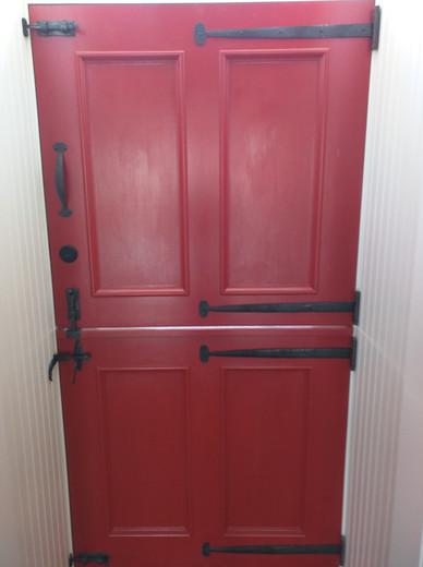 Installed Door Hardware