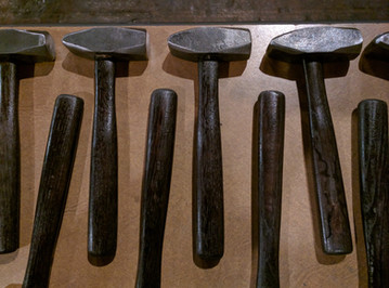 Little Hammers Close up