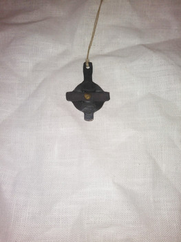 Celtic St Peters Cross Pendant
