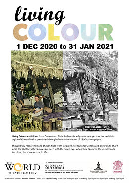 Living Colour Photographic Exhibition from Queensland State Archives