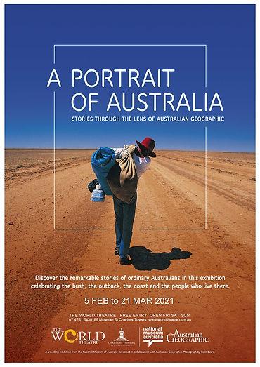 A PORTRAIT OF AUSTRALIA: Stories through the lens of Australian Geographic