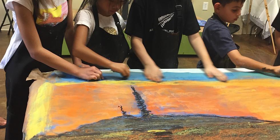 Paint Like Monet -- Children's Artsy Event (9-14 YR. OLDS)