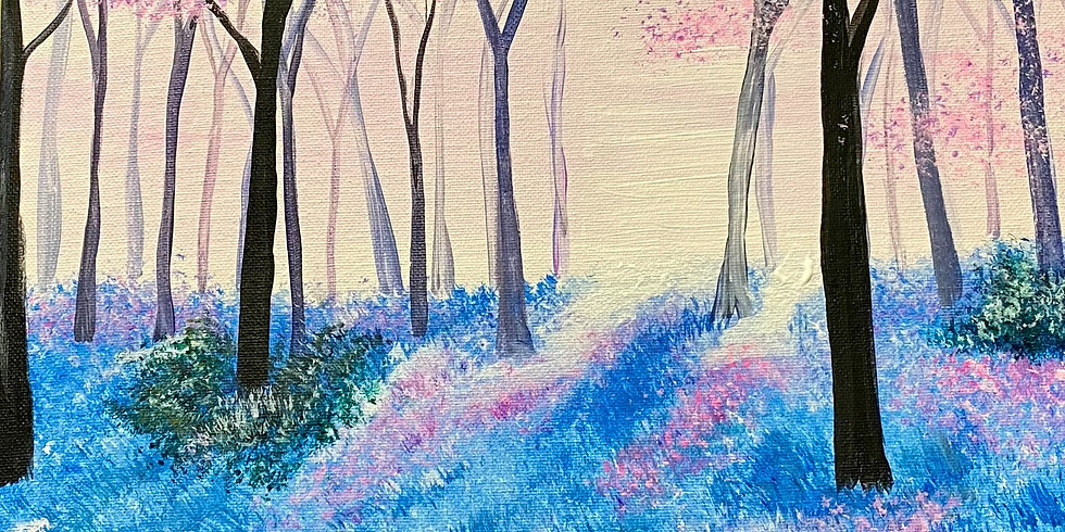 Enchanted Forest! Virtual or In- Person Artsy Party!