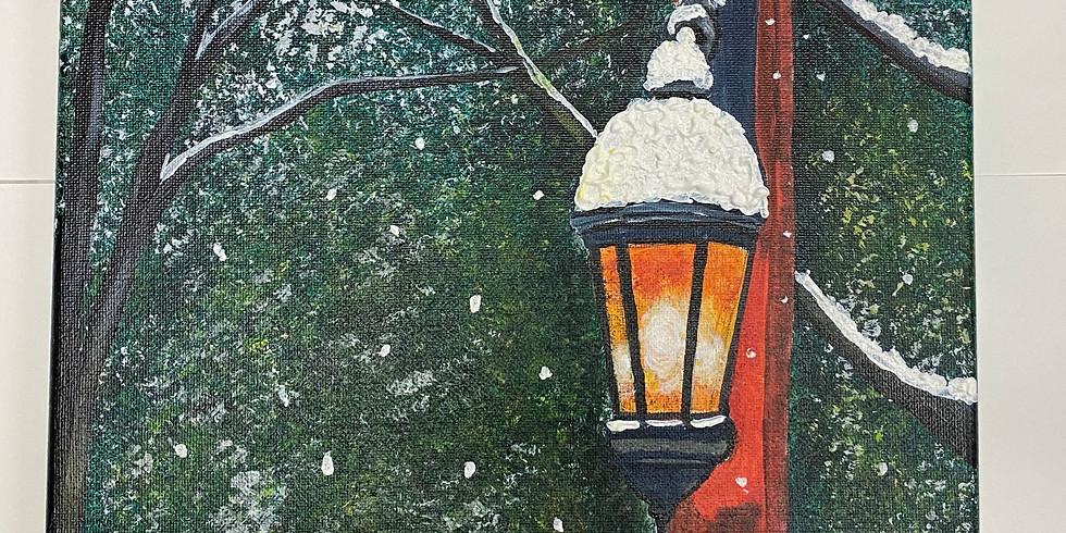 Winter's Light-Virtual Artsy Party