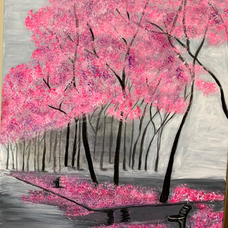 Cherry Blossom's Afternoon!
