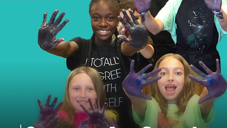Art & Recycling-Summer Art Camp! 5 Years Old and Up!!