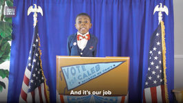 "Votemaster Caleb - ""The Importance of Voting"""