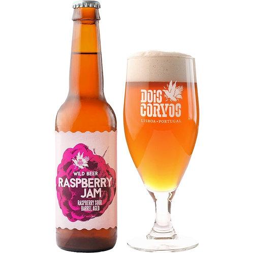 Raspberry Jam (BA Sour Ale/Framboesas)