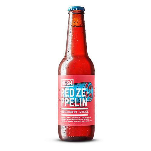Red Zeppelin (Red Session IPA)