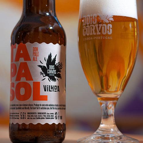 Tapa-sol (Enigma DDH Pale Ale)