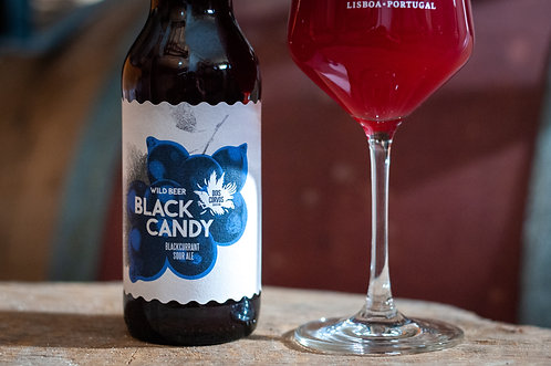Black Candy (Blackcurrant Sour Ale)