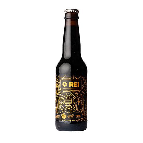 O Rei (Rum BA Imperial Stout)