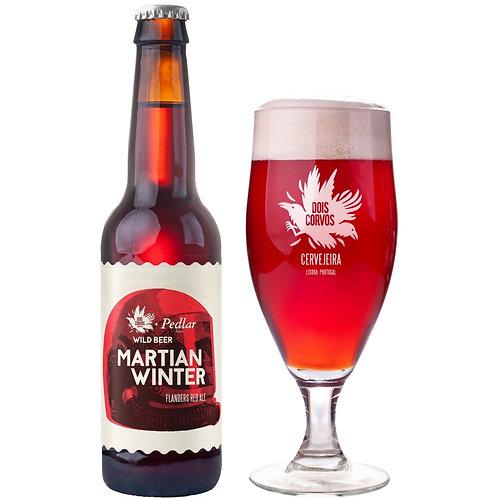 Martian Winter  (Flanders Red Ale)