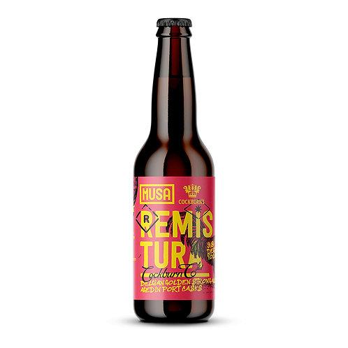 Remistura (BA Belgian Golden Strong Ale)