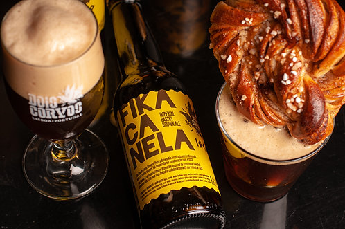 Fika Canela (Imperial Pastry Brown Ale)