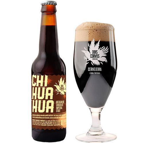 Chihuahua (Mexican Hot Choc Imperial Stout)