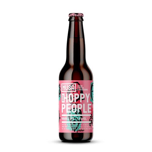 Shiny Hoppy People (Double IPA)